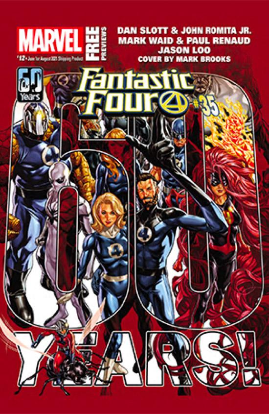 Marvel June 2021 Catalog
