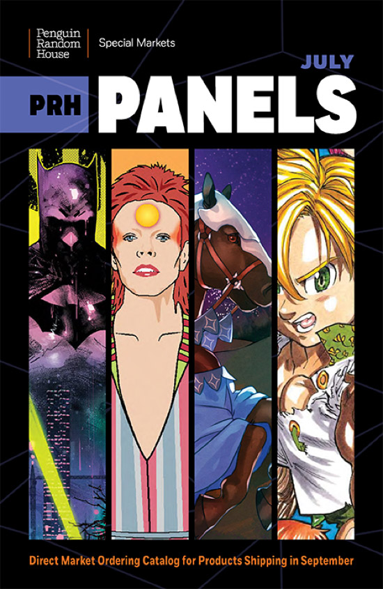 PRH Panels July 2021 Catalog