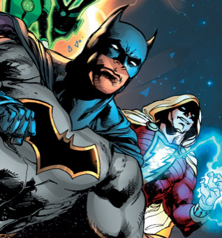 DC Comic's Batman
