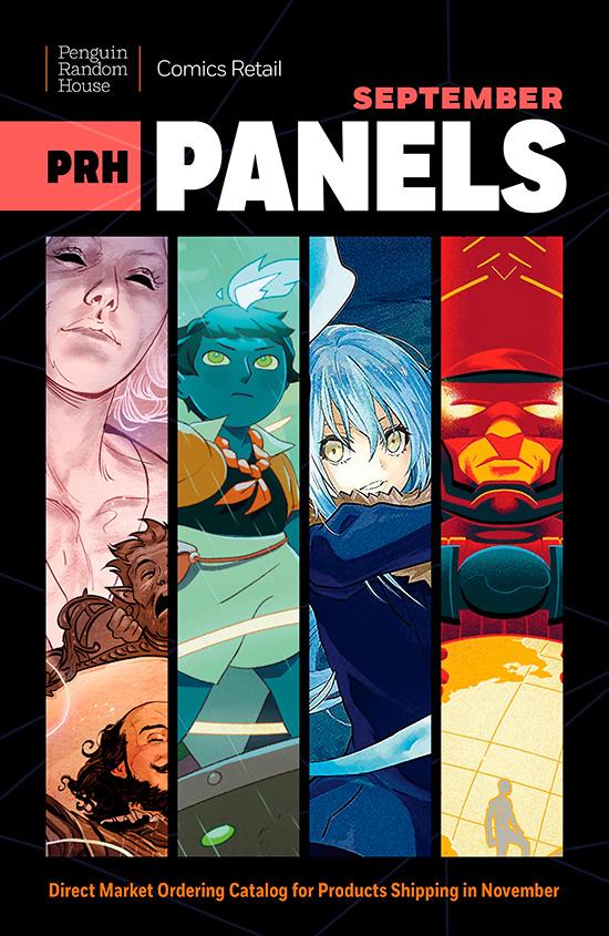 PRH Panels September 2021 Catalog