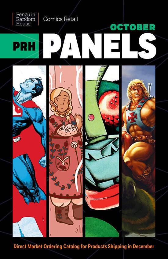 PRH Panels October 2021 Catalog